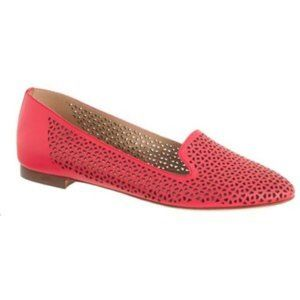 J. Crew Perforated Loafers 9